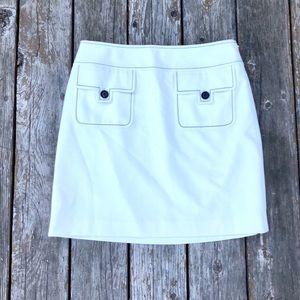 Ann Taylor mod style skirt